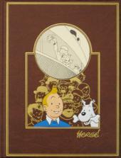 Tintin (L'œuvre intégrale d'Hergé - Rombaldi) -12- Coffret de 8 mini livres