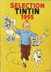 Tintin (Sélection) - Sélection Tintin 1955
