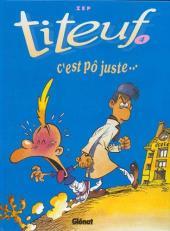 Titeuf (France Loisirs) -INT02- C'est pô juste/et le derrière des choses