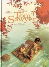 Tom Sawyer (Les Aventures de) (Akita/Istin) -1- Becky Thatcher