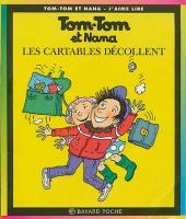 Tom-Tom et Nana -4a- Les cartables décollent