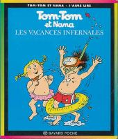 Tom-Tom et Nana -5a- Les vacances infernales