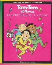 Tom-Tom et Nana -10a- Les premiers de la casse