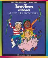 Tom-Tom et Nana -17a- Allez, les monstres !