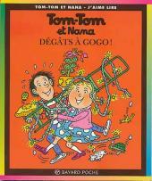 Tom-Tom et Nana -23- Dégâts à gogo !