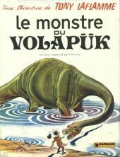 Tony Laflamme -1- Le monstre du volapük