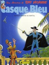 Tony Laflamme -2- Casque Bleu