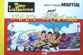 Tony Laflamme -4- Athlète olympique
