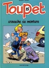 Toupet -15- Toupet cravache sa monture
