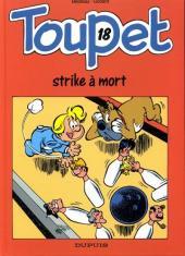 Toupet -18- Strike à mort