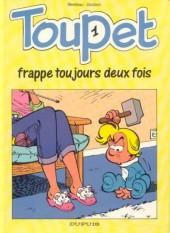 Toupet -1- Toupet frappe toujours deux fois