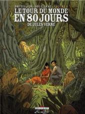 Le tour du monde en 80 jours (Soleilhac) -2- Volume 2