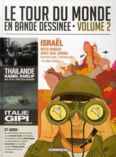 Le tour du monde en bande dessinée -2- Volume 2