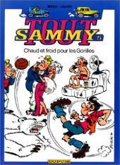 Sammy (Tout) -5- Chaud et froid pour les gorilles