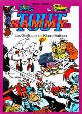 Sammy (Tout) -6- Les gorilles entre Klan et Vatican