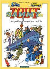 Sammy (Tout) -8- Les gorilles reviennent de loin