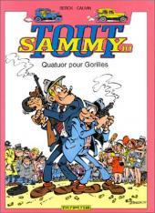 Sammy (Tout) -10- Quatuor pour gorilles