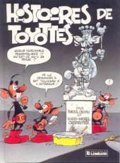 Les toyottes -6- Histoires de Toyottes