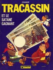 Tracassin -1- Tracassin et le satané gagnant