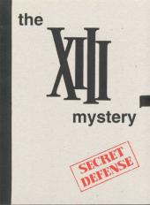 XIII -13TT- The XIII mystery - L'enquête