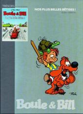 Les trésors de la bande dessinée -3- Boule et Bill - Nos plus belles bêtises !