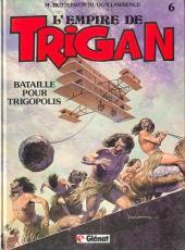 Trigan -106- Bataille pour Trigopolis