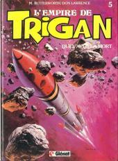 Trigan -95- Duel avec la mort