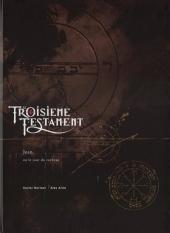 Le troisième Testament -4TT- Jean ou le jour du Corbeau