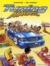 Tuning maniacs -4- Tome 4