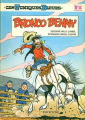 Les tuniques Bleues -16- Bronco Benny