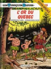 Les tuniques Bleues -26ES- L'Or du Québec