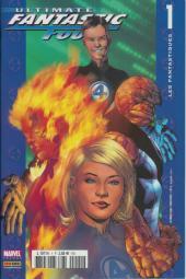 Ultimate Fantastic Four -1- Les Fantastiques