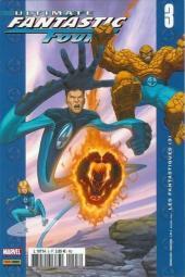 Ultimate Fantastic Four -3- Les Fantastiques (3)