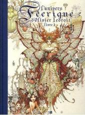 (AUT) Ledroit - L'univers féerique d'Olivier Ledroit - 2