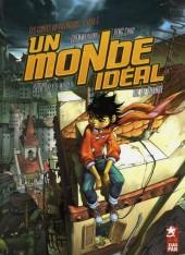 Un moNde idéal -2- Les contes du villageois - Cycle 1 - Le Village