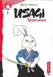 Usagi Yojimbo -1a- Premier Volume
