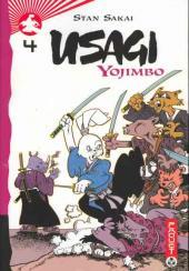 Usagi Yojimbo -4a- Quatrième Volume