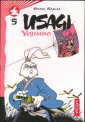 Usagi Yojimbo -5- Volume 5