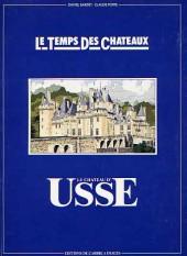 Le temps des châteaux -2- Le château d'Usse