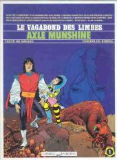 Le vagabond des Limbes -1c1990- Axle Munshine
