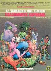 Le vagabond des Limbes -5c1990- L'alchimiste suprême