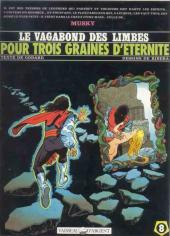 Le vagabond des Limbes -8b1990- Pour trois graines d'éternité