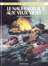 Valhardi (Série récente) -10- Le naufrageur aux yeux vides