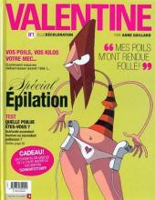 Valentine -1- Elledécoloration