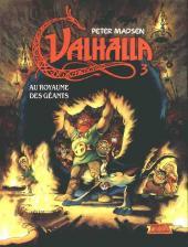 Valhalla -3- Au royaume des Géants