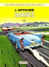 Valhardi (Série récente) -48a- L'affaire Barnes