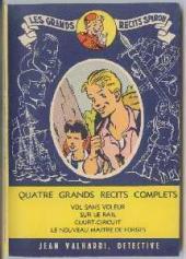 Valhardi -HS- Quatre grands récits complets
