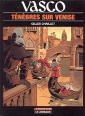 Vasco -6Ind2000- Ténèbres sur Venise