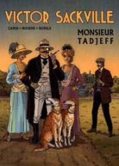 Victor Sackville -13TL- Monsieur Tadjeff