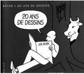 Vingt ans de dessins - Vingt ans de Dessins